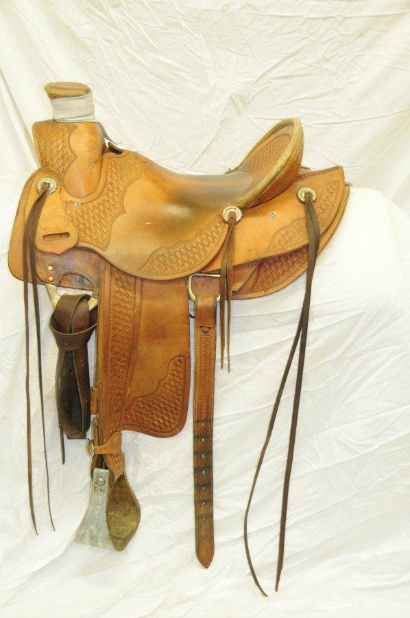 Wade Trail Saddle